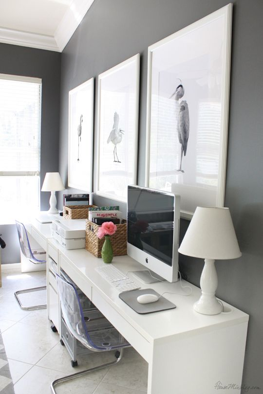 Nice White Office Furniture Ikea Best 25 Ikea Home Office Ideas On Pinterest Home Office Office