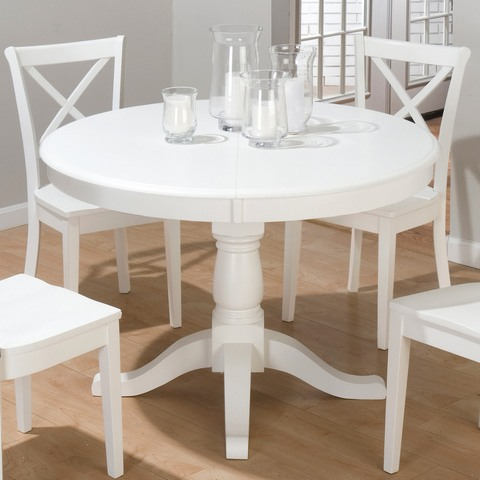 Nice White Round Dining Table Modest Ideas White Round Dining Table Crazy Dining Room Affordable