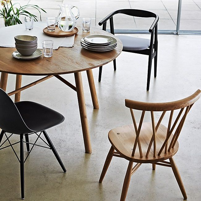 Nice Wooden Breakfast Table Best 25 Wooden Dining Tables Ideas On Pinterest Wood Table