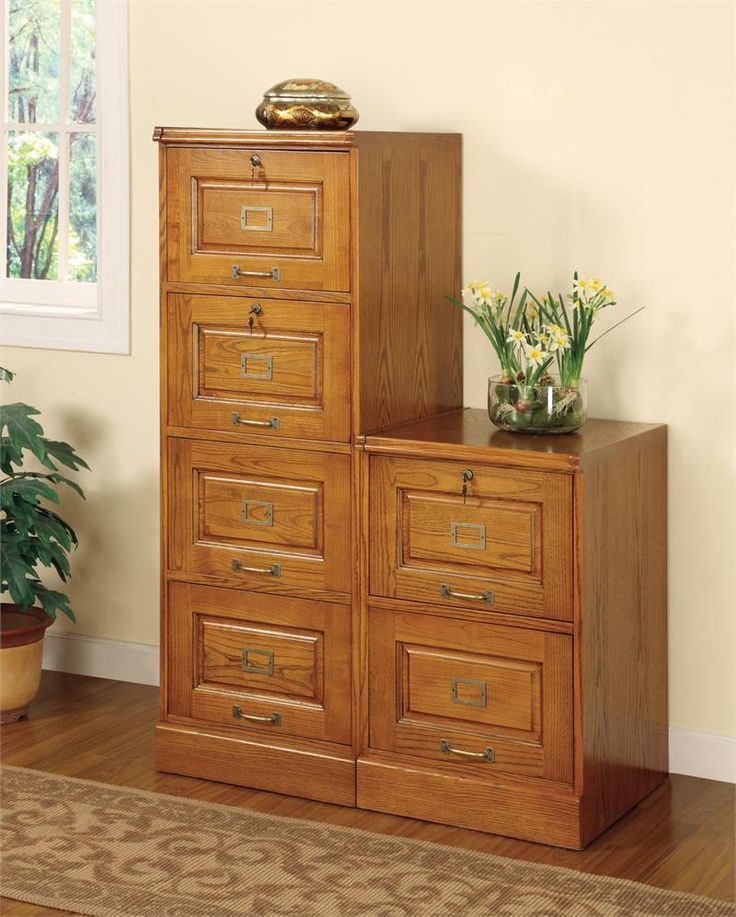 Stunning 4 Drawer Wood File Cabinet With Lock 36 Best Wood File Cabinet Images On Pinterest Cabinets Filing