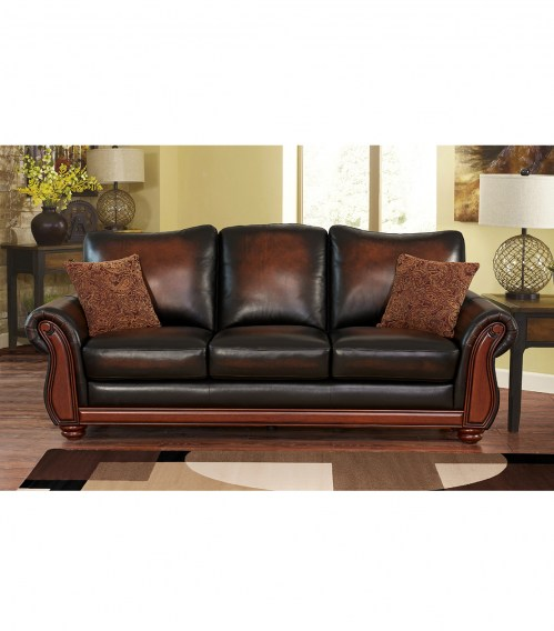 Stunning 4 Piece Leather Living Room Set Living Room Sets Bridgeville 4 Piece Leather Set