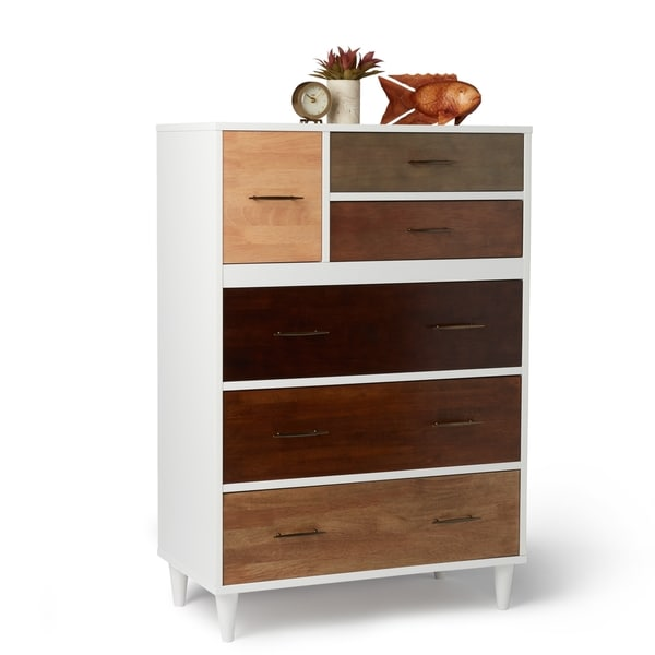 Stunning 6 Drawer Chest Of Drawers Christian 6 Drawer Chest Of Drawers Free Shipping Today