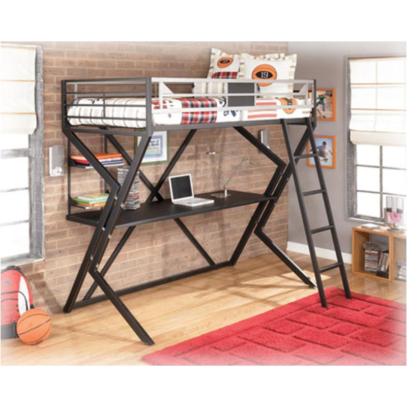 Stunning Ashley Furniture Kids Bunk Beds B106 60 Ashley Furniture Dinsmore Twin Loft Bed With Desk