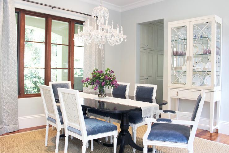 Stunning Blue Dining Chairs Chairs Inspiring Blue And White Dining Chairs Blue And White