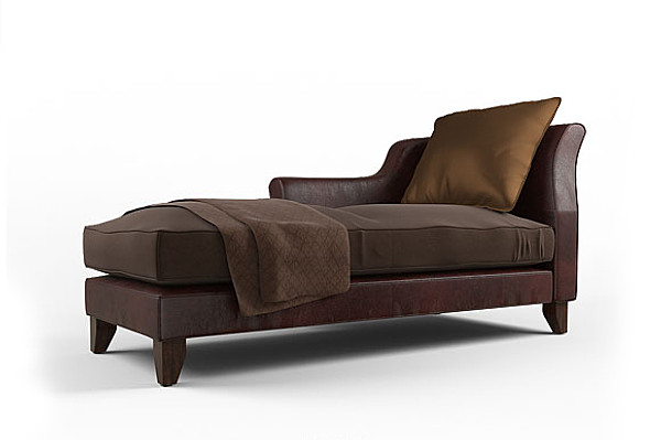 Stunning Brown Chaise Lounge Indoor Living Room Amazing Alluring Leather Chaise Lounge Chair Brown
