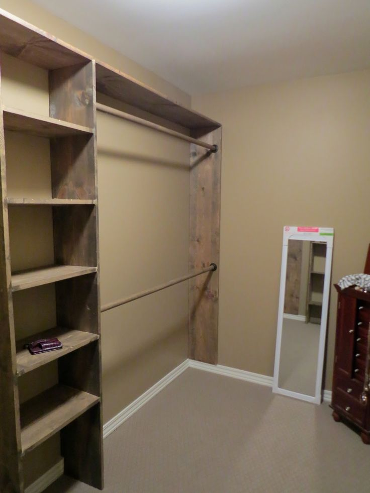 Stunning Building A Closet In A Bedroom Best 25 Diy Closet Ideas Ideas On Pinterest Closet Ideas Build
