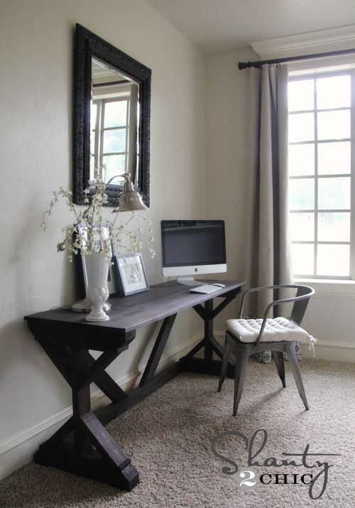 Stunning Computer Desk For Small Area Best 25 Small Desk Areas Ideas On Pinterest Small Study Area