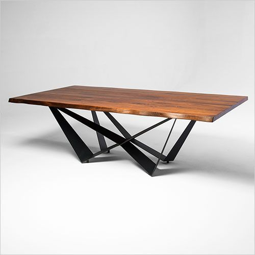 Stunning Contemporary Dining Table Bases Contemporary Wood Table Bases 10530