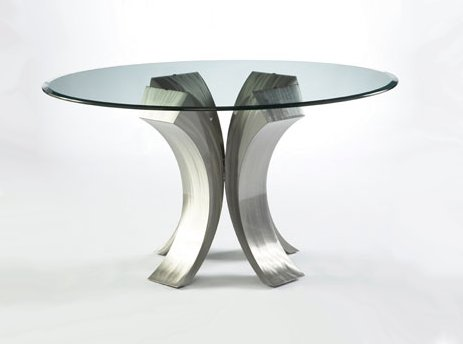 Stunning Contemporary Dining Table Bases Plain Design Dining Table Bases Lovely Modern Dining Table Bases