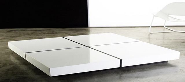 Stunning Contemporary White Table Coffee Table Free Modern Coffee Table White Design Detail Example