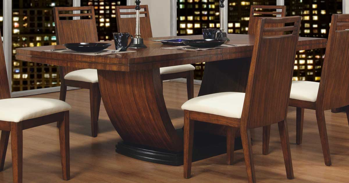 Stunning Designer Dining Furniture Contemporary Dining Tables Decoration Channel