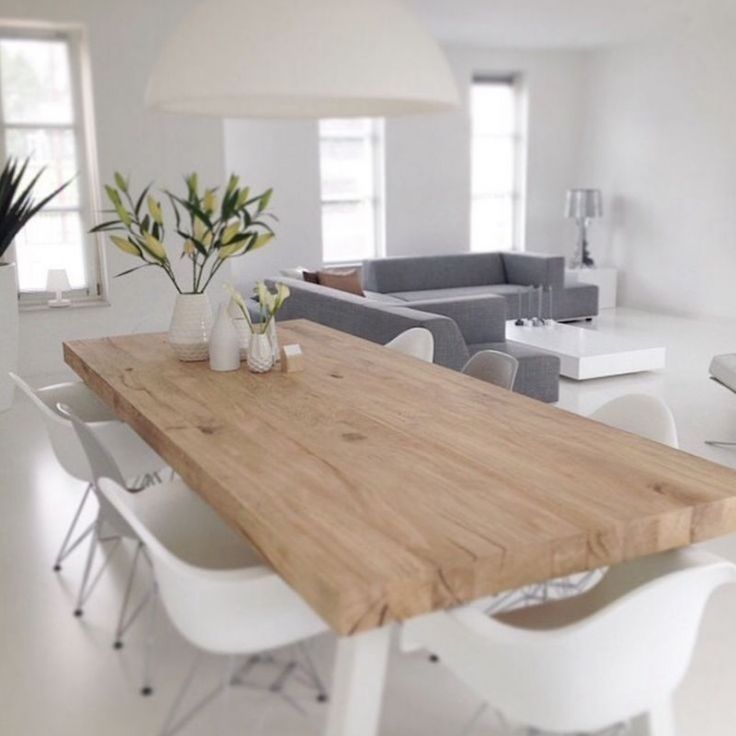 Stunning Dining Chairs Natural Wood Best 25 Natural Wood Dining Table Ideas On Pinterest Natural