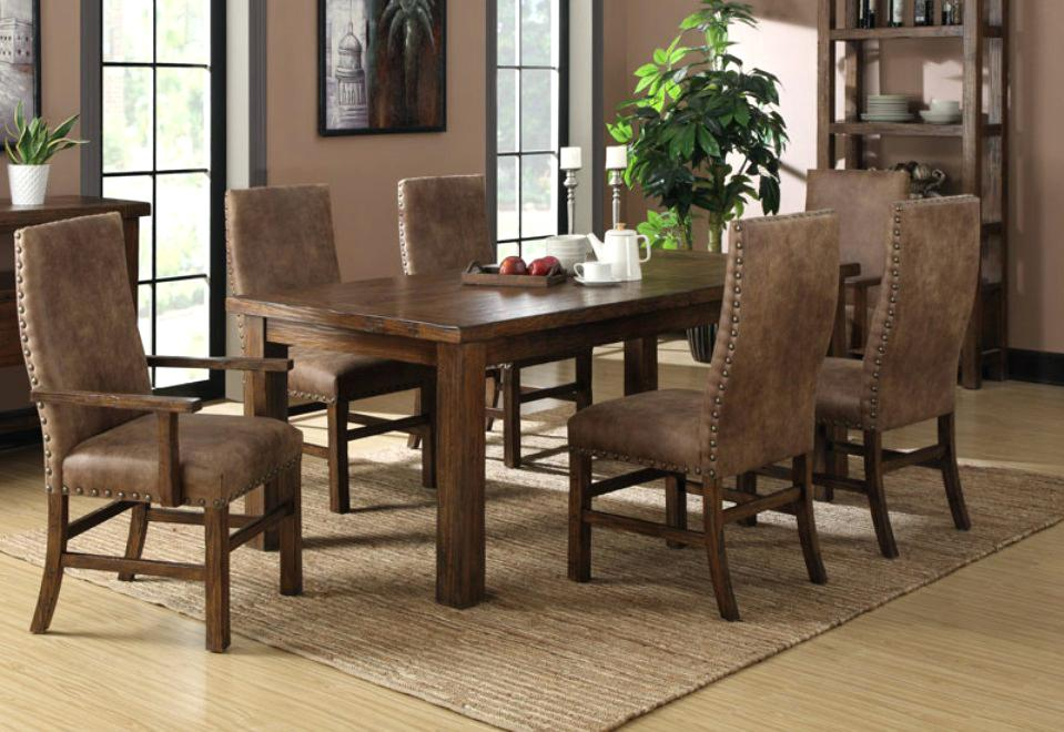 Stunning Dining Room Chairs Arms Leather Dining Room Chairs With Arms Bluehawkboosters Home Design