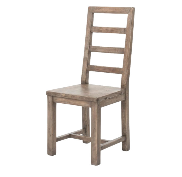 Stunning Farmhouse Dining Chairs Four Hands Post And Rail Dining Chair Farmhouse Dining Chairs