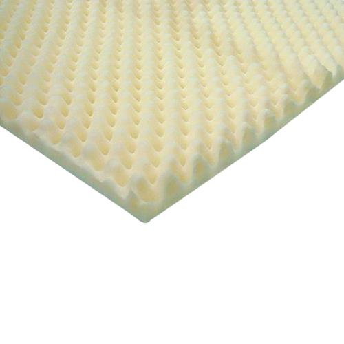 Stunning Foam Top Mattress Pad Hudson Convoluted Foam Bed Pads Mattress Overlays And Toppers