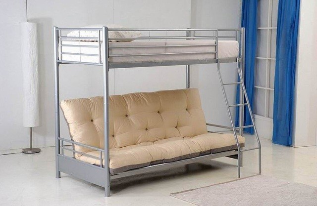 Stunning Futon Bed With Mattress Included Futon Bunk Bed With Mattress Included Ideas Roof Fence Futons