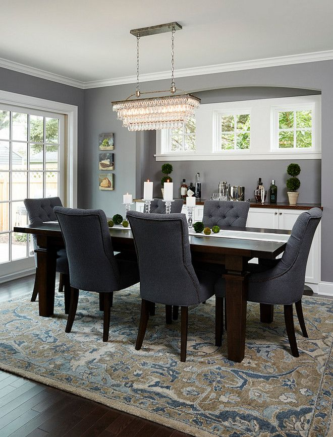 Stunning Gray Dining Room Chairs Best 25 Dark Wood Dining Table Ideas On Pinterest Dining Room