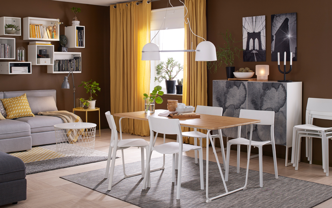 Stunning Ikea Dining Room Furniture Choice Dining Gallery Dining Ikea
