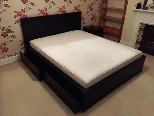 Stunning Ikea Double Bed Mattress Ikea Beds And Mattresses Double Home Design
