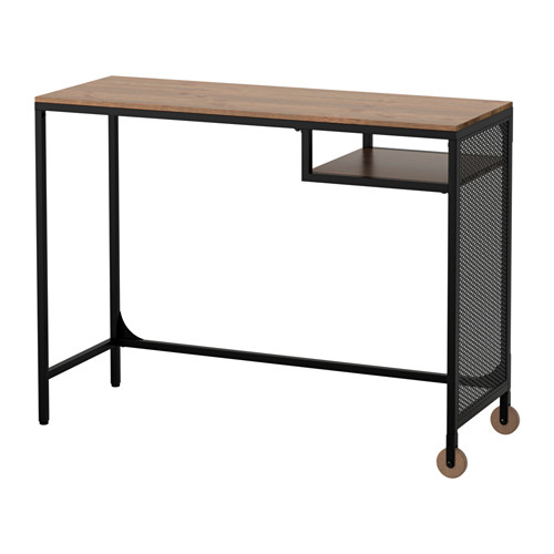Stunning Ikea Mini Desk Fjllbo Laptop Table Ikea