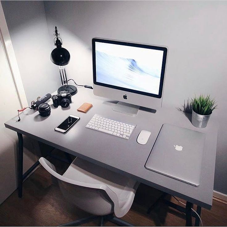 Stunning Imac Desk Setup Best 25 Imac Desk Ideas On Pinterest Desk Ideas Room Goals And
