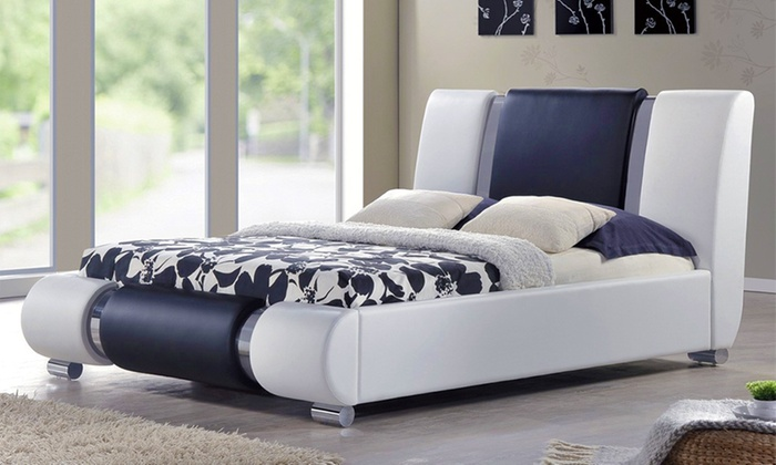 Stunning King Size Bed With Mattress King Size Bed Groupon Goods