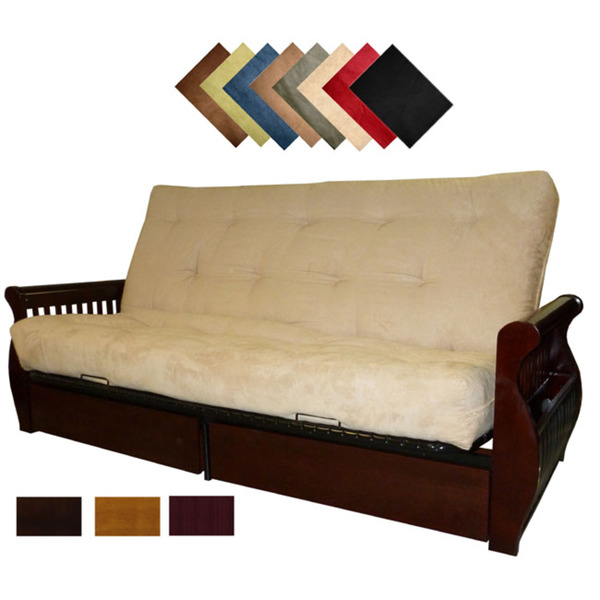 Stunning King Size Futon Couch Queen Size Futon Frame Design Atcshuttle Futons For Futon Beds