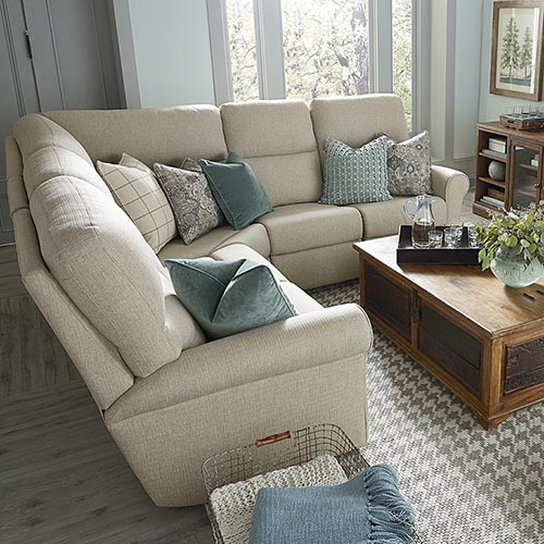 Stunning L Couch With Recliner A Sectional Sofa Collection With Something For Everyone