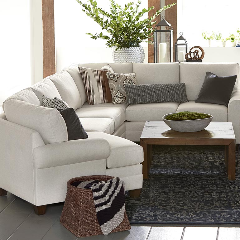 Stunning L Shaped Sectional Couch Cu2 Left Cuddler Sectional Sofa Bassett Home Furnishings