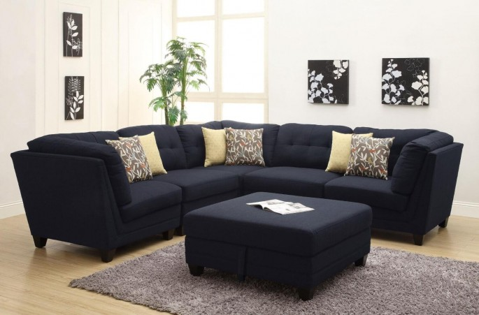 Stunning Large Sectional Sofa With Ottoman Furniture Comfortable Oversized Sectional Sofas For Your Living