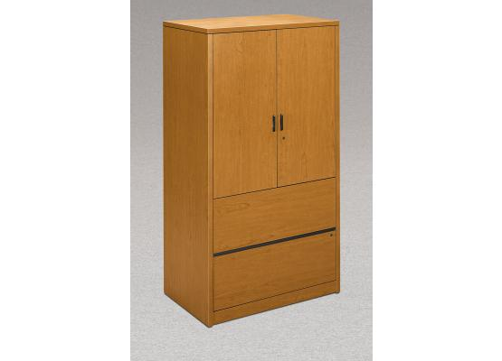 Stunning Lateral File Cabinet With Storage Hon 10500 Series Storage Cabinet And Lateral File