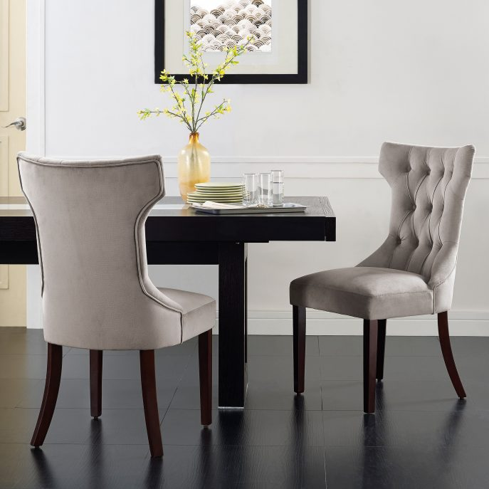 Stunning Light Blue Upholstered Dining Chairs Dining Room Shab Chic Dining Chairs Light Blue Dining Chairs