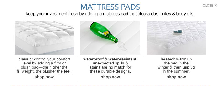 Stunning Mattress Pads And Toppers Mattress Toppers And Pads Macys