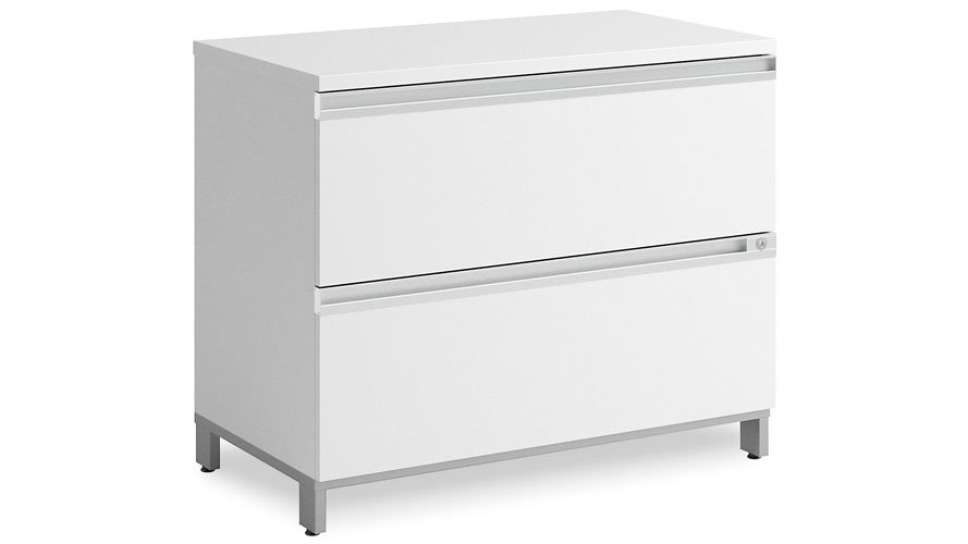 Stunning Modern File Cabinet Modern Office Bbf Momentum 2 Drawer Lateral File Cabinet In White