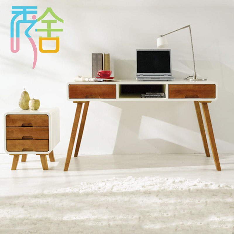 Stunning Modern Minimalist Desk Wood Moulder Picture More Detailed Picture About Korean Study