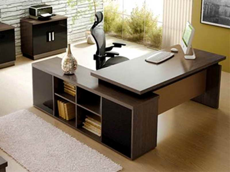 Stunning Modern Office Table Design Modern Office Table Alluring On Designing Home Inspiration With