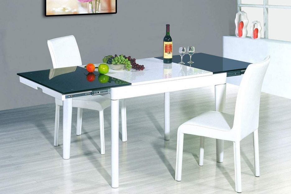 Stunning Modern Round Extendable Dining Table Dining Tables Extendable Dining Table Seats 10 Expanding Round