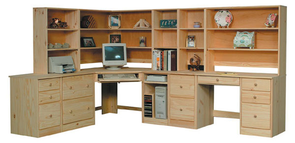 Stunning Modular Home Office Furniture Collections Unfinished Furniture Computer Modular Home Office Collections