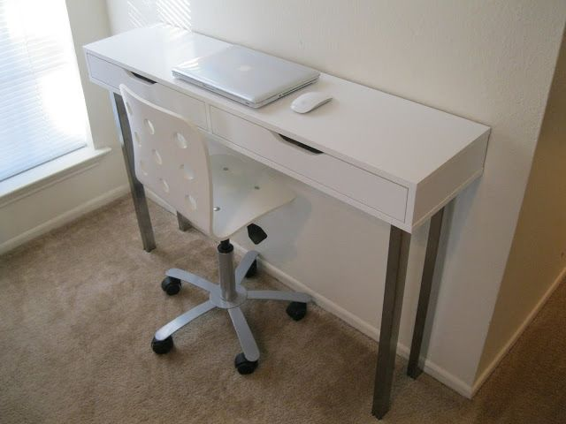 Stunning Narrow Table Ikea Fashionable Design Narrow Desk Modern Decoration 1000 Ideas About