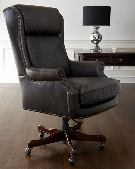 Stunning Office Desk Chairs Designer Home Office Desk Chairs At Horchow