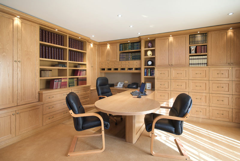 Stunning Office Furniture For Home Study Home Office Dkbglasgow Fitted Kitchens Bathrooms East Kilbride