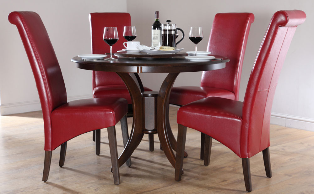 Stunning Red Dining Room Chairs Appealing Red Wooden Dining Chairs Red Dining Table 25 Modern