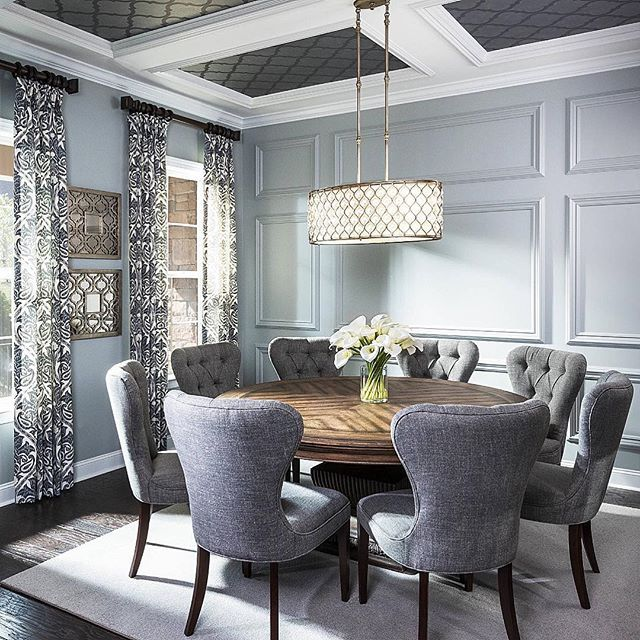 Stunning Round Dining Room Tables Best 25 Round Dining Room Tables Ideas On Pinterest Round