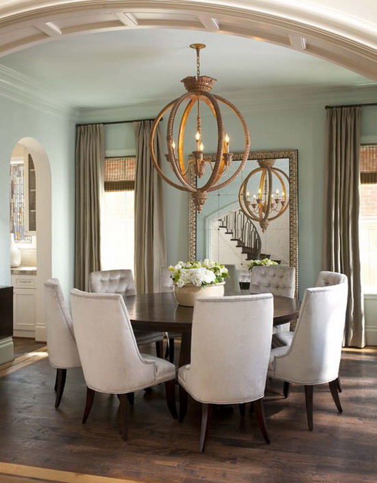 Stunning Round Dining Room Tables Stunning Dining Room Ideas Round Table With Dining Room Design
