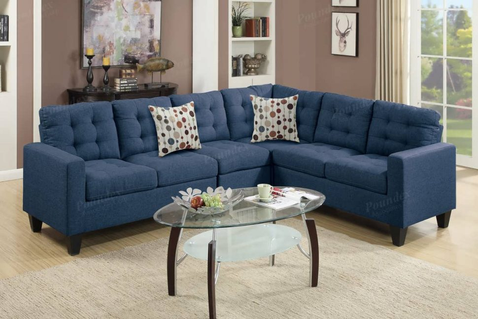 Stunning Small Blue Sectional Sofa Sofa Blue Sectional Sofa Small Leather Sofa Sectionals For Sale
