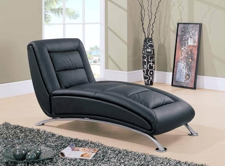 Stunning Small Leather Chaise Lounge Small Leather Chaise Lounge Collection In Sectional Sofa With