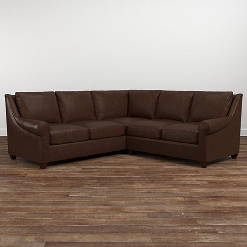 Stunning Small Leather Sectional Couch Small Sectional Sofas And Couches