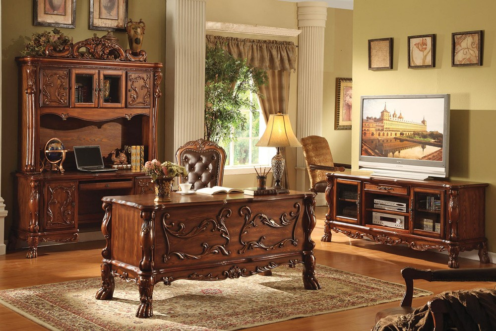 Stunning Traditional Office Furniture Traditional Style Home Office