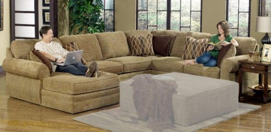 Stunning U Shaped Sectional Couch U Shaped Sectional Sofa For Small Space Exist Decor