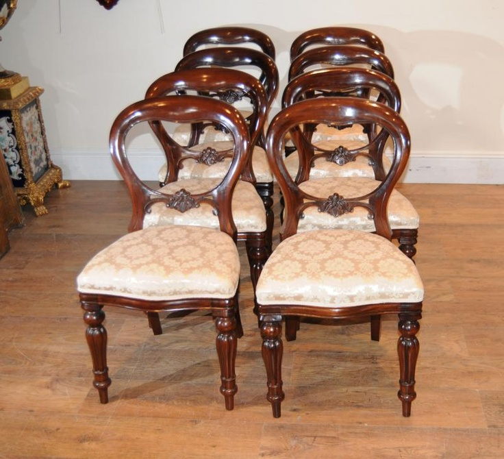 Stunning Victorian Dining Chairs Best 25 Victorian Dining Chairs Ideas On Pinterest Beautiful